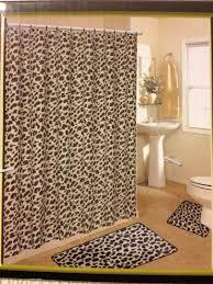 Cheetah Bathroom Rug Set by Bathroom Decor Leopard Print Bathroom Theme Leopard Print Bath