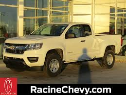 100 Chevrolet Colorado Truck New 2019 Work 4D Extended Cab In The