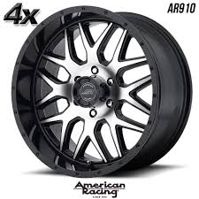 4 American Racing AR910 20