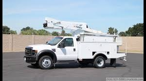 100 Bucket Trucks For Sale By Owner 2008 D 4x4 Terex HiRanger TL38P 43 Truck For Sale YouTube