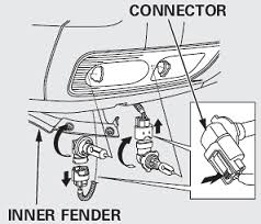 mdx 08 how to replace daytime light acura mdx forum acura