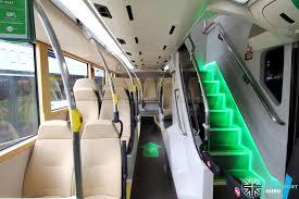 Trial Deck 9 by Man Lion U0027s City Dd L Concept Bus Sg5999z Rear Seating Area