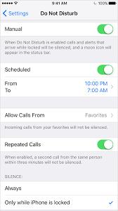 Set Do Not Disturb using Siri on iPhone Tutorial Dub Eye