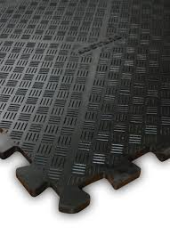 Poured Rubber Flooring For Horses by Garage Flooring Heavy Duty Garage Rubber Flooring And Tiles
