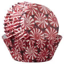 Wilton Cupcake Cases Peppermint