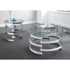 Conns Living Room Furniture Sets by Steve Silver Tayside Cocktail Table Ts300c Living Room