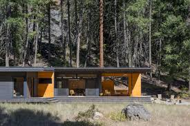 100 The Cabins At Mazama Village Lot 6 By Prentiss Balance Wickline Architects In 2019