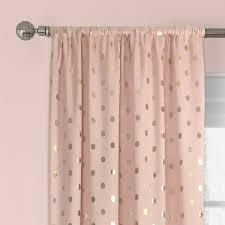 Walmart Better Homes And Gardens Sheer Curtains by Better Homes And Gardens Polka Dots Curtain Panel Walmart Com