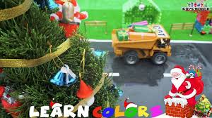 Merry Christmas | Decorate Christmas Tree With Excavator Crane Dump ... Trucks For Kids Dump Truck Surprise Eggs Learn Fruits Video Kids Learn And Vegetables With Monster Love Big For Aliceme Channel Garbage Vehicles Youtube The Best Crane Toys Christmas Hill Coloring Videos Transporting Street Express Yourself Gifts Baskets Delivers Gift Baskets To Boston Amazoncom Kid Trax Red Fire Engine Electric Rideon Games Complete Cartoon Tow Pictures Children S Songs By Tv Colors Parking Esl Building A Bed With Front Loader Book Shelf 7 Steps Color Learning Toy