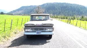 My 1960 Chevy Apache 1/2 Ton. - YouTube
