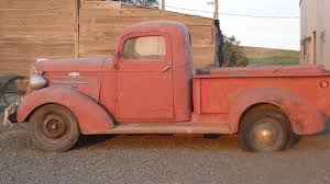 1937 CHEVY PICKUP ANTIQUE TRUCK VINTAGE BARN FIND. For Sale In ...