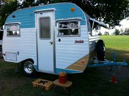 A True Appreciation Society For Vintage Trailers Tin Can Tourists Was Actually Founded Long Before