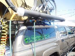 DIY PVC Rooftop Solar Shower For A Car, Van, SUV, Or Truck – SUV RVing Diy Fj Cruiser Roof Rack Axe Shovel And Tool Mount Climbing Tent Camper Shell For Camper Shell Nissan Truck Racks Near Me Are Cap Roof Rack Except I Want 4 Sides Lights They Need To Sit Oval Steel Racks 19992016 F12f350 Fab Fours 60 Rr60 Bakkie Galvanized Lifetime Guarantee Thule Podium Kit3113 Base For Fiberglass By Trucks Lifted Diagrams Get Free Image About Defender Gadgets D Sris Systems Mounts With Light Bar Curt Car Extender