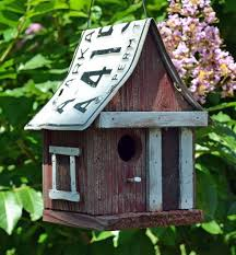 Image Of Rustic Birdhouses Gallery