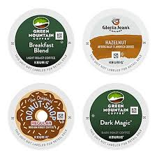 Keurigreg K Cupreg Coffee Value Pack Collection