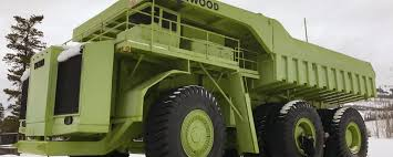 100 Largest Truck In The World Canadian Crumbs Sparwood Titan