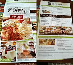 Olive Garden Menu Lunch