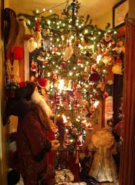 Brenda Franzens Son Shane Got The Idea For An Upside Down Christmas Tree After Visiting Fenton Museum In 80s Submitted Photos