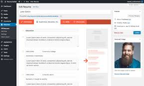 Resume Builder – WordPress Plugin | WordPress.org How To Make A Personal Resume Website From Wordpress Theme Responsive Cv Template Site Builder Youtube Sility Vcard By Wpmines Themeforest 33 Best Themes 2019 Colorlib For Freelancer 10 Wordpress Templates Free Premium Layers Rumes Mark Portfolio Codester 20 Cv Vcard Gridus Awesome Collection Of Wordpress Resume Theme Awesome Themes