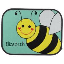 Cute Car Floor Mats by Bumble Bees Car Floor Mats Zazzle