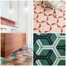 Metallic Tiles South Africa by The Ultimate Tile File Elle Decoration