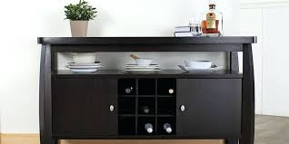 Buffet Storage Cabinet Plain Dining Room Sideboards And Buffets Furniture Hutches Set With Contemporary