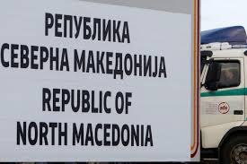 100 Southern Truck Bodies North Macedonia Notifies The World About Its New Name The
