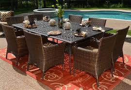 amazing 8 person outdoor dining set dining room great similiar 8