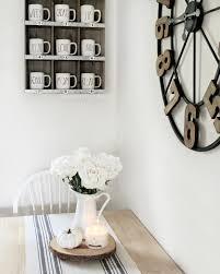 Kitchen Wall Decor Target by Farmhouse Kitchen Decor Steals World Market Rae Dunn Clay Mugs