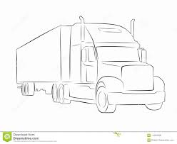 Silhouette Of A Truck. Vector Drawing Stock Vector - Illustration Of ... Nice Tanker Truck Coloring Pages Vehicles Drawing At Getdrawings Com Vintage Truck Drawing Custom Pickup By Vertualissimo Fire Police Car Ambulance And Tow Drawings Set Sketch Of Heavy Printable Cstruction Trucks Valid For Car Suv 4x4 Line Draw Rent Damage Vector Image On Vecrstock How To Indian Learnbyart Free For Kids Download Clip Art Diesel Step Transportation Free Hd Taco Vector Images Library Not The Usual But I Thought It Looked Cool My
