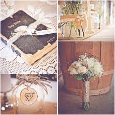 Cheerful Rustic Wood Background Burlap And Lace Wedding Decor Designscheap Easy Decoration