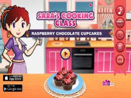 jeux de fille cuisine cupcakes au chocolat école de cuisine de un des jeux en