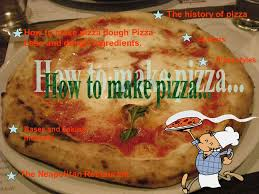2 The History Of Pizza Neapolitan Restaurant How To Make Dough Base And Ingredients Authors Styles Bases Baking Methods
