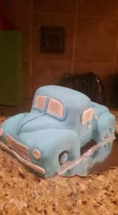100 Classic Truck Central 3D Cake Cakecom