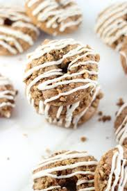 Pumpkin Pie With Pecan Streusel Topping by Spice Cake Donuts With Pecan Streusel