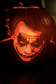 Sick Pumpkin Carving Ideas by Heath Ledger As The Joker Pumpkin Halloween Pumpkins And Jack O
