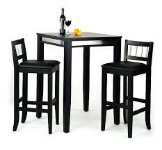 3 Piece Kitchen Table Set Walmart by Stools 3 Piece Bar Table Pub Table And Barstool Sets Walmart Pub