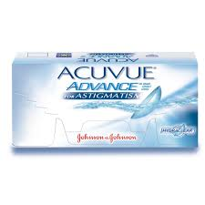 Buy Contact Lenses Acuvue Advance For Astigmatism In Germany At Low
