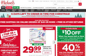 Latest} Michaels Stores Coupons & Offers January2020- Get 70 ... Michaels Flyer 11292019 11302019 Weeklyadsus 5 Off Any Purchase 40 Off 1 Item Coupons Coupon Code Promo Up To 70 Cypress Ski Hill Save Up 60 On Rolling Storage Carts At The Pinned February 10th 50 A Single Item How Money Mymichaelsvisit Wwwmymichaelsvisitcom Survey Get 25 Thpacestoremichaelscoupon Team Shirts Coolmine Community School Entire Cluding Sale Items Coupon Free 2018 Iphone Beaver Coupons