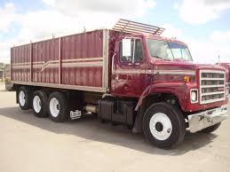 100 Silage Trucks INTERNATIONAL GRAIN SILAGE TRUCK FOR SALE 11770