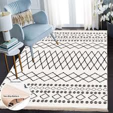 de siela waschbarer teppich für wohnzimmer küche