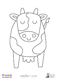 Épinglé Par Didier Agani Sur Piwiko Coloriage Vache Coloriage