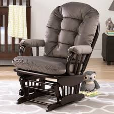 Furnitures: Fill Your Home With Cozy Glider Rocker For ... Fnitures Fill Your Home With Cozy Glider Rocker For Chairs Nursery Babies R Us Best Devonshire Bebecare Regent Heather Grey Buy Bambino Rocking Chair For Cad 19399 Toys Canada Indoor Affordable Kacy Collection Morgan Swivel Crushed Feeding Table Attractive Room Decoration Chic Dutailier Sleigh 0367 Mulpositionlock Recline With Ottoman Included 10 Gliders And Baby Relax Evan Gray Walmartcom