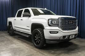 Used Lifted 2016 GMC Sierra 1500 Denali 4x4 Truck For Sale - 37655 Gmc Sierra Heidi Thats How We Should Make Yours Look Lifted Gmc Sierra 1500 Slt 4x4 Truck Rental Work Trucks For Commercial Used 2016 4x4 For Sale In Pauls Valley Ok 2001 Extended Cab Z71 Good Tires Low Miles 1956 1 Ton Napco Vintage Pinterest 2015 All Terrain 47819 Mvs 2014 Sle Youtube 124 Revell 78 Pickup Kit News Reviews Model Northwest Motsport Jakes 1966 Truck 2017 Black Widow Dave Arbogast Buick