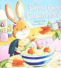 The Carrot Cake Catastrophe Elizabeth Dale
