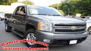 2007 Chevy Silverado Extended Cab Unique Used 2007 Chevrolet ...