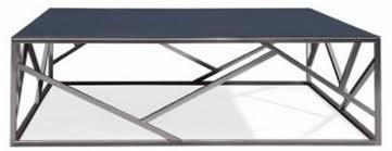 casa padrino luxus couchtisch silber schwarz 125 x 125 x h 43 cm quadratischer edelstahl wohnzimmertisch mit glasplatte wohnzimmer möbel