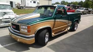 1994 GMC Truck With Custom Paint By Street Vizions. #truck #chevy ...