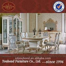 0057 European Antique Dining Room Furniture,Ivory Gold Luxury Dining Table  And Chair - Buy Antique Dining Room Furntiure,Luxury Dining Table And ...