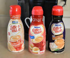 Coffee Mate Liquid Creamers Creamer Sweet And Creamy